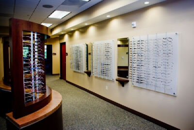 Optical Shop Photo